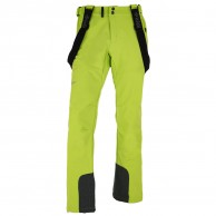 Kilpi Rhea-M mens soft shell ski pant, green