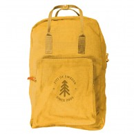 2117 of Sweden Stevik 20L, backpack, yellow