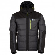 Kilpi Hastar, ski jacket, men, dark grey