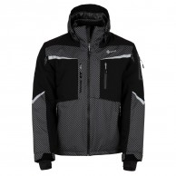 Kilpi IO-M, ski jacket, men, dark grey
