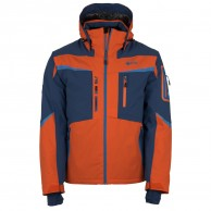 Kilpi IO-M, ski jacket, men, orange