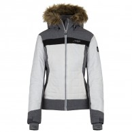 Kilpi Leda-W, ski jacket, women, white