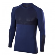 Falke Long Sleeved Shirt, men, dark blue