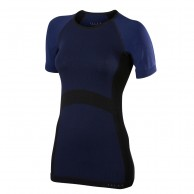 Falke Short Sleeved Shirt, women, dark blue