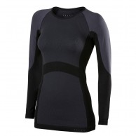 Falke Long Sleeved Shirt, women, dark grey