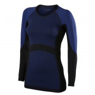 Falke Long Sleeved Shirt, women, dark blue