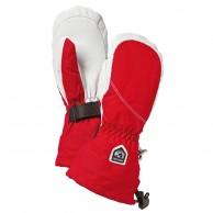 Hestra Heli Ski mitt, women, red