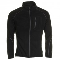 Cairn Lerie M, fleece jacket, men, Black Graphite