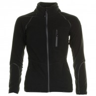 Cairn Lerie W, fleece jacket, women, Black Graphite