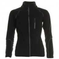 Cairn Lerie W, fleece jacket, women, Black Graphite