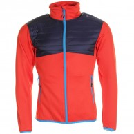 Cairn Meya M, softshell, men, Scarlet Midnight