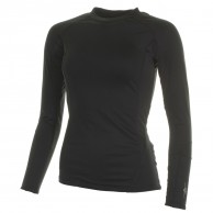Cairn Warm 180 W, base layer, women, Black