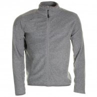 Weather Report, Sergio Fleece, mens, grey