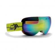 Demon Overview ski goggle, metallic grey