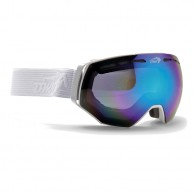 Demon Alpiner ski goggle, white