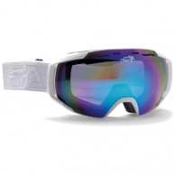 Demon Storm ski goggle, white