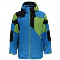 Spyder Vyper Mens Ski Jacket, blue