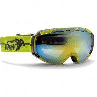 Demon Storm ski goggle, yellow