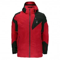 Spyder Leader Ski Jacket, man, red