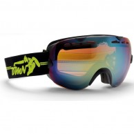 Demon Legend ski goggle, matt black