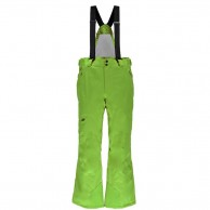Spyder Propulsion Tailored Fit ski pants, mens, green