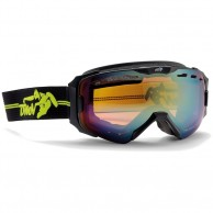 Demon Absolute ski goggle, black/yellow
