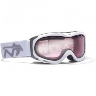 Demon Divine ski goggles, white