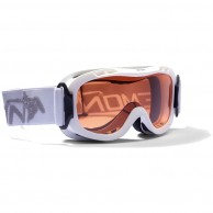 Demon Magic junior ski goggle, white
