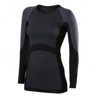 Falke Long Sleeved Shirt, women, dark grey