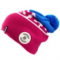 Earebel Heywood Beanie w. headphones, pink