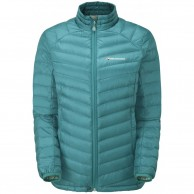 Montane Featherlite Down Micro Jacket, women, green