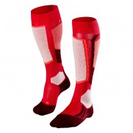 Falke SK2 Wool ski socks, women, rose