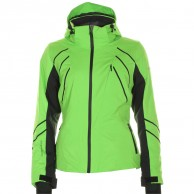 DIEL Chelsey ski jacket, women, green