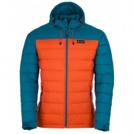 Kilpi Svalbard-M, down jacket, men, orange