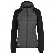 Kilpi Adventure hybridjacket, womens, dark grey