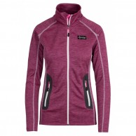 Kilpi Eris, womens fleece jacket, pink