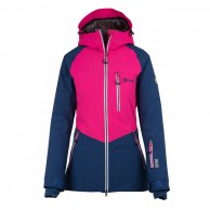 Kilpi Montana, womens ski jacket, dark blue