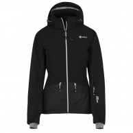 Kilpi Tessa ski jacket, womens, black