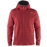 Elevenate Argentiére Hood, mens, red