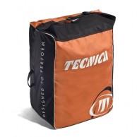 Tecnica Duffle Pack, black/orange