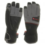 Cairn Eiger M C-Tex, gloves, men, Graphite Black