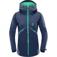 Haglöfs Khione ski jacket, women, dark blue