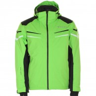 DIEL Chance mens ski jacket, green