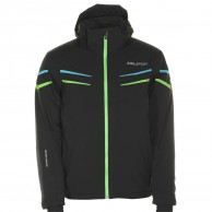 DIEL Chance mens ski jacket, black