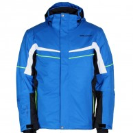 DIEL Charles mens ski jacket, blue
