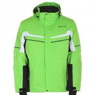 DIEL Charles mens ski jacket, green