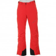 DIEL Bart mens ski pants, red