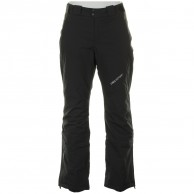 DIEL Chad mens ski pants, black, short