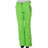 DIEL Cher womens ski pants, green