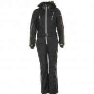 DIEL Ski Spirit ski overall, women, black/white